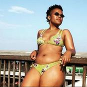 Zodwa Wabantu's Chicken And Branded Eggs Hustle Is Doing Great