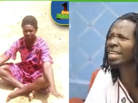 Fetish Priest Shows Up To Reveal How River Gods Took A Woman's 3-Months Old Baby At Akyem Apadwa