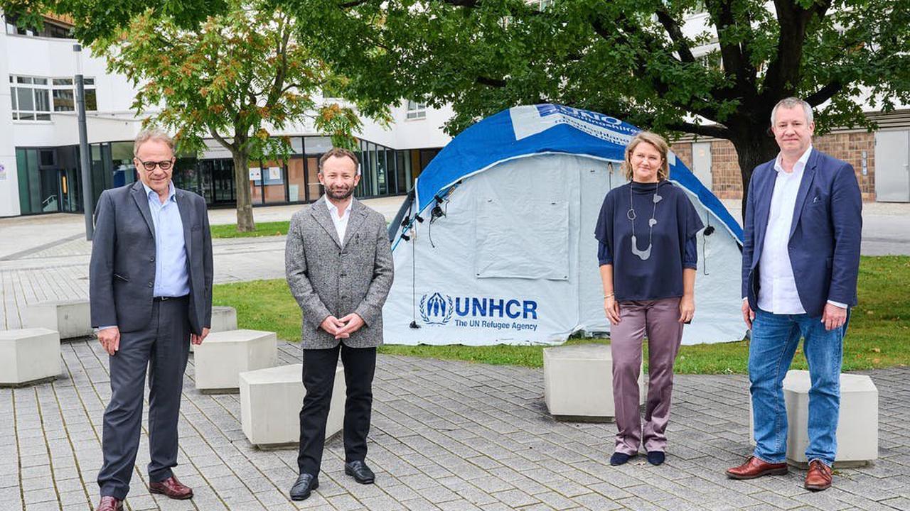 Berliner Philharmoniker und die UNO-Flüchtlingshilfe