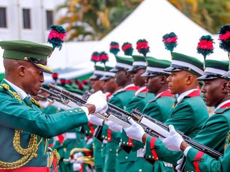 Just In: Nigeria Army Releases Final List For DSC/SSC Successful Applicants 2021.