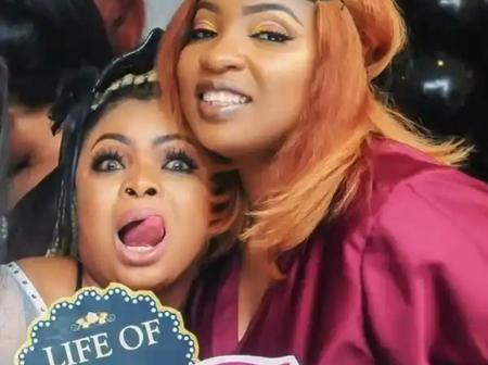 Check Out These Pictures of Anita Joseph And Dayo Amusa