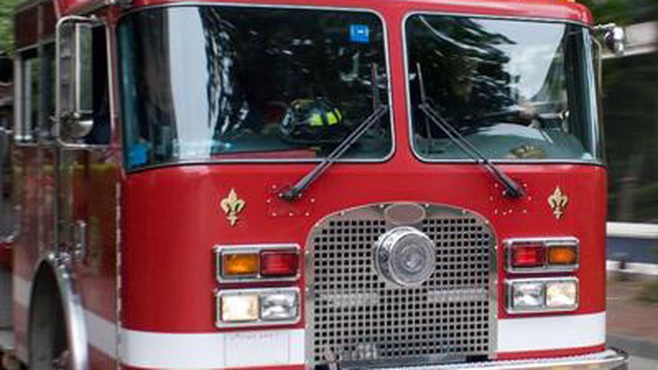 Nine people displaced in Church Street fire