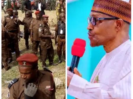 Today's Headlines: Fulani Herdsmen Butchered Amotekun In Oyo, Buhari Sends New Order Over Insecurity