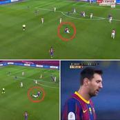 Super coupe d'Espagne : Messi aura une sanction allégée pour son mauvais geste