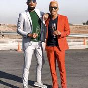 Somizi reveals the problems he's facing in his marriage.