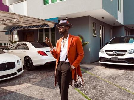 Kizz Daniel Appreciates God After Recovering From Serious Health Challenge, Here Are Photos About Him