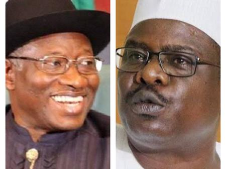 Ndume Speaks About Jonathan, See What He Revealed About Jonathan That Has Gotten Various Reactions.