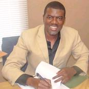 Europeans Did Not Bring Christianity To Africa But Only Did This -Reno Omokri