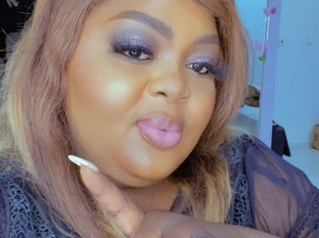 Popular Chubby Actress Shares Lovely Photo Of Herself, Says She Carries Her Body Unapologetically