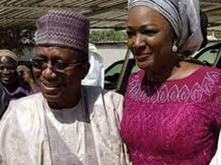 Meet Cyril Stober and his Lovely Wife that works with the Nigerian Television Authority, NTA