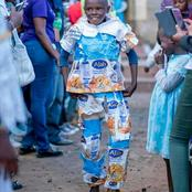 Kenyans Marvel at Creative Designs Created By Kids in a Cultural Show