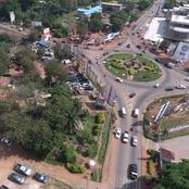 The Most Dangerous Roundabout In Ghana Build By The Illuminati Or The Occult.
