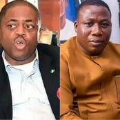 After FFK reveals the biggest mistake any politician can make, see what fans are saying about Igboho