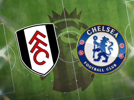 See 5 reason Why Chelsea will Crush Fulham