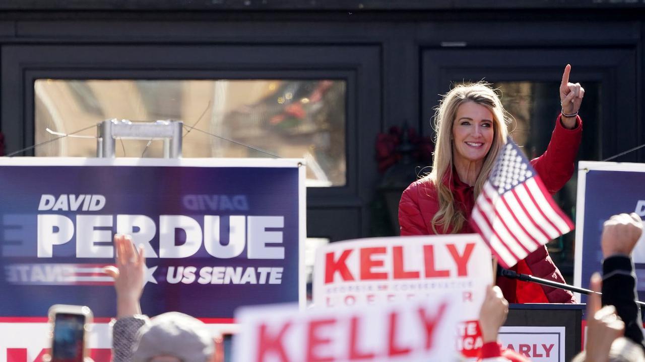 Ga. GOP Sen. Kelly Loeffler dodges questions on $2K COVID stimulus checks