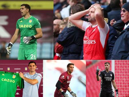 Arsenal Threw Away An Emi Martinez, Now He is The Best Goalkeeper In The League