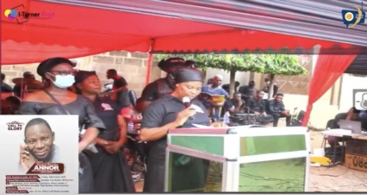 f776f1714c026ca8d92bb2fdc667122a?quality=uhq&resize=720 - Sad Photos From Musician Sampson's Final Burial Ceremony. Prophet Kofi Oduro Pays His Last Tribute