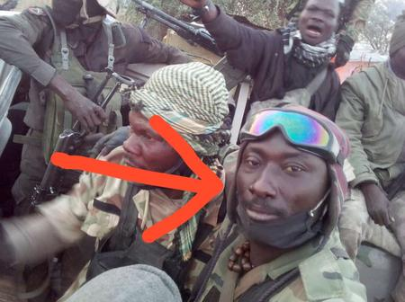 He Is A Nigerian Soldier, See What He Asked People To Do On Facebook That Made Them Pray For Him