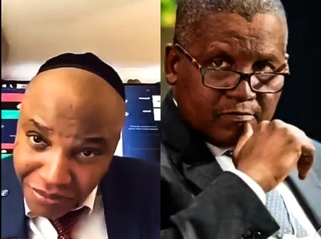 Check Out Who Nnamdi Kanu Slams As Nigeria's Biggest Problem And See Why?