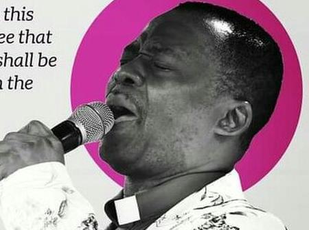 Strong Prophetic Prayers From Pastor D K Olukoya. (Check Details)