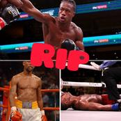 Checkout 4 Black boxers who died young.