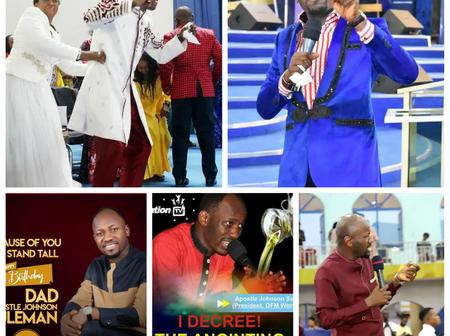 Here is what Apostle Johnson Suleman said on his birthday.