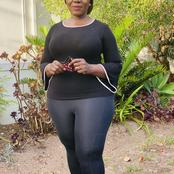 Thuli Madonsela causes commotion with her pictures wearing tight pants.