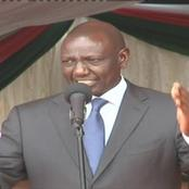 Ruto's Goverment Will Set Aside 100 Million Shillings To Uplift Hustlers Every Financial Year