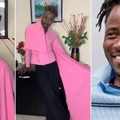 Opinion: Meet The First Nigeria To Come Out As Gay On Live TV Who's Also HIV+ [Photos]
