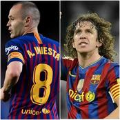 """""""Once upon a BARCA""""- See the list of 10 Legendary footballers in Barca, that can't be forgotten."""