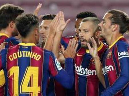 FC Barcelona vs Osasuna Squad Analysis