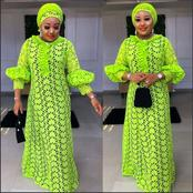 Married women's, Check out this 20 kaftan styles you could rock this coming Christmas.