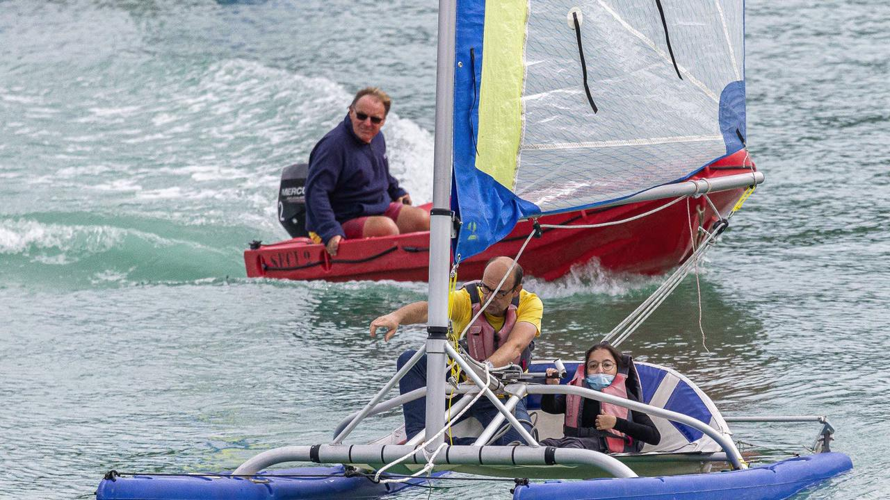Orgelet. Bellecin accueille le premier raid multisport Jur'Handi Race