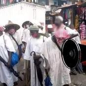 Yopougon Siporex : un mendiant aperçu en train de mendier avec un mégaphone