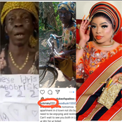 Weeks After He Sent N100K To Them For Feeding, Bobrisky Finally Invites Mama & Grandson To Lagos