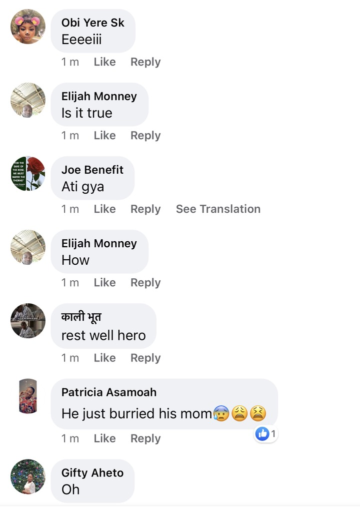 """f7b98477b2cbb4e01b5aae642530778d?quality=uhq&resize=720 - """"The Bold Man Is Gone"""": Ghanaians React To The Sudden Death Of JJ Rawlings In A Total Disbelief"""