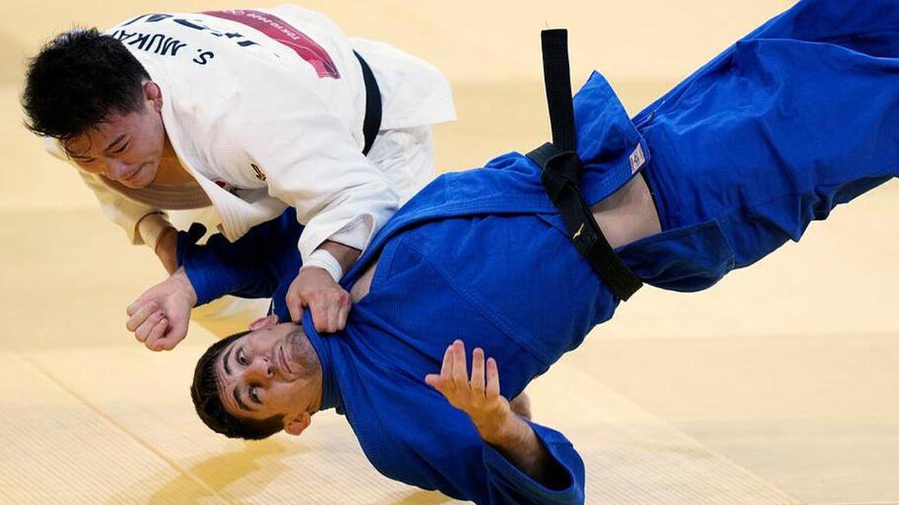 Deutsches Judo-Mixed-Team kämpft um Bronze