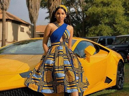 South African Female Celebrities You Did Not Know Are Driving Expensive Cars