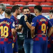 L'étincelle qui a allumé la mèche: c'est ainsi que se sont déroulés les mois de Sarabia au Barça