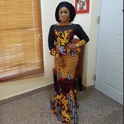 Beat Your Aso Ebi Train With These Amazing Styles