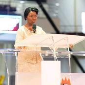 Mixed reactions after Bishop Oyedepo's wife said calling for help is not a sign of weakness
