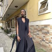 Man Reveals What He Wore To A Female Friends Wedding, Sparks Reactions Online (Photos)