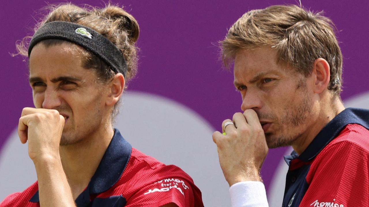 Tennis. Herbert et Mahut en demie au Queen's