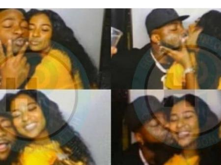 From Assurance To Endurance: Chioma Trends As Video Of Davido Seen Kissing Mya Yafai Surfaced