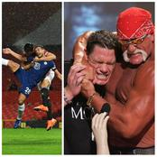 Evra Hilariously Compares Maguire's Grapple With Azipilicueta To Hulk Hogan