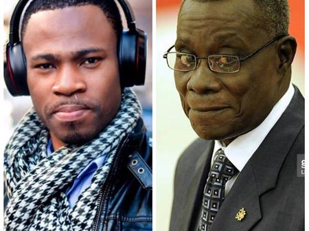 Atta Mills Gave Me This Information In A Dream For NDC And Akufo Addo - Kofi Adoma Reveals