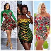 Ankara Short Dress Styles For The
