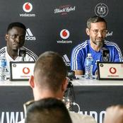 Zinnbauer Reacts ahead of Nedbank Cup Game 'Sundowns is a Top Team at the Moment'