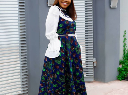 See 25 Pictures Of Mercy Chinwo And Ada Ehi Rocking Amazing Styles With The Ankara Fabric