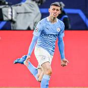 More photos of Man City 20 year old player Foden that will give PSG a tough time in the semi final
